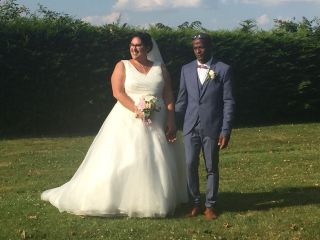 Le mariage de Virginie et Nazaire  1