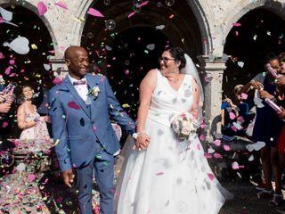Le mariage de Virginie et Nazaire  2
