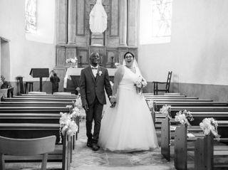 Le mariage de Virginie et Nazaire  3