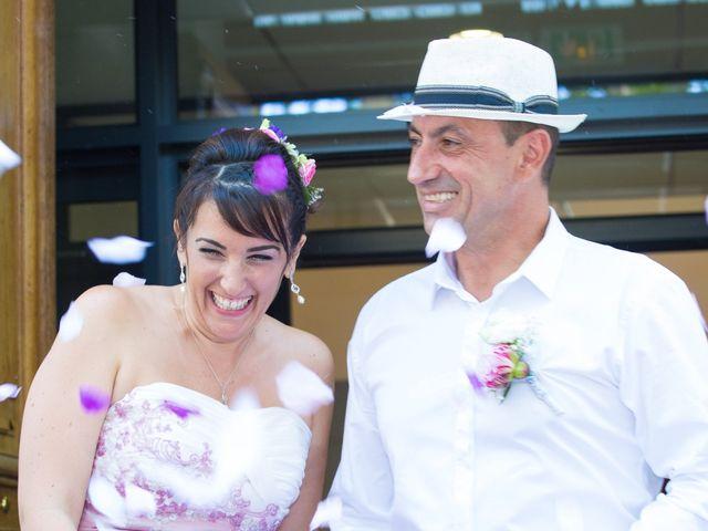 Le mariage de Jean Daniel et Magali à Grans, Bouches-du-Rhône 9