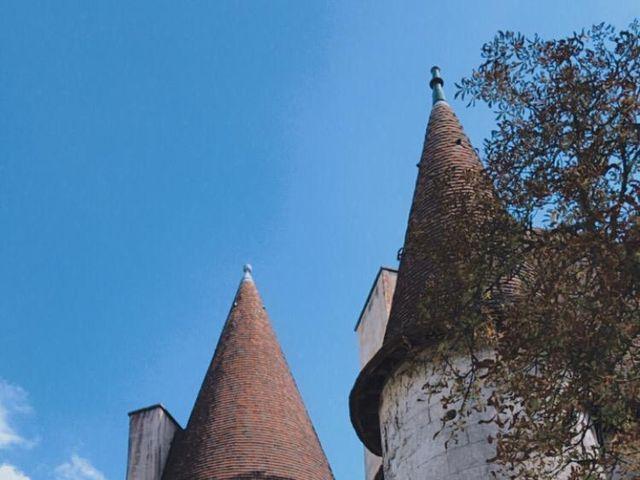 Le mariage de Pierre-Yves et Camille à Saint-Astier, Dordogne 3