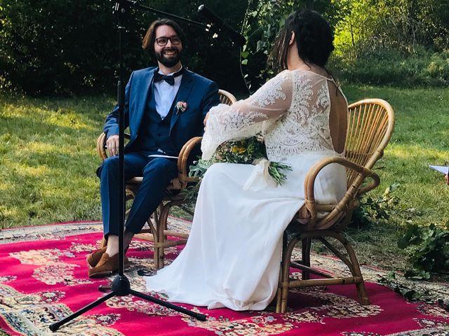 Le mariage de Camille et Pierre-Yves