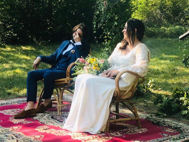 Le mariage de Pierre-Yves et Camille à Saint-Astier, Dordogne 7