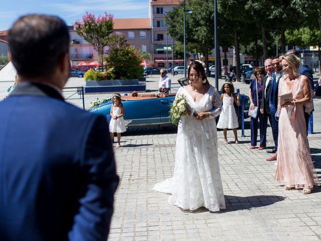 Le mariage de Brice et Stessy à Portes-lès-Valence, Drôme 17