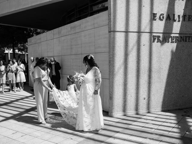 Le mariage de Brice et Stessy à Portes-lès-Valence, Drôme 20