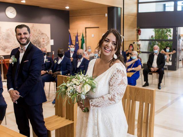 Le mariage de Brice et Stessy à Portes-lès-Valence, Drôme 22