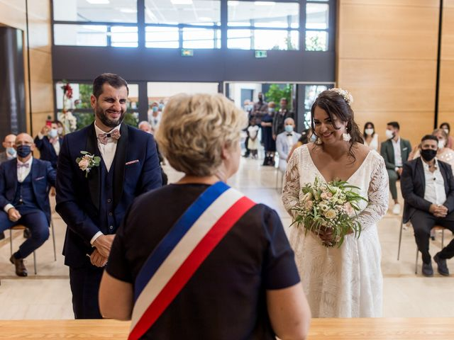 Le mariage de Brice et Stessy à Portes-lès-Valence, Drôme 23