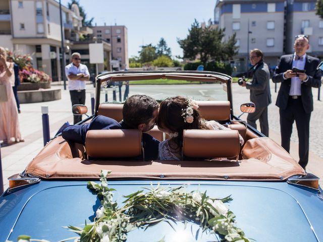 Le mariage de Brice et Stessy à Portes-lès-Valence, Drôme 26