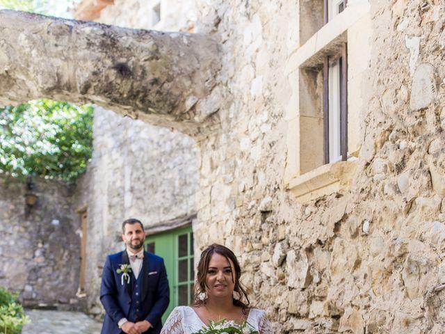 Le mariage de Brice et Stessy à Portes-lès-Valence, Drôme 33