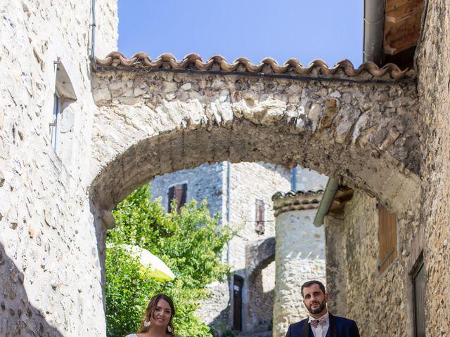 Le mariage de Brice et Stessy à Portes-lès-Valence, Drôme 40