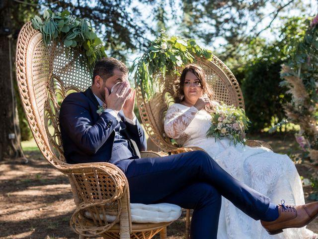 Le mariage de Brice et Stessy à Portes-lès-Valence, Drôme 52