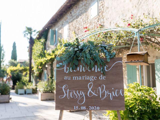 Le mariage de Brice et Stessy à Portes-lès-Valence, Drôme 68