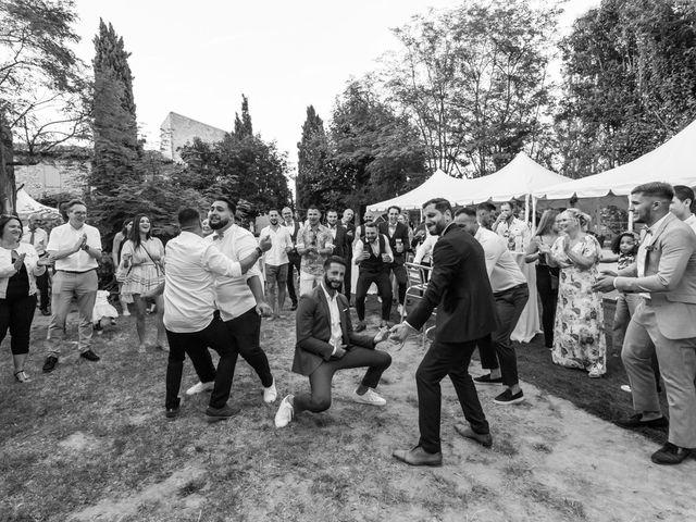 Le mariage de Brice et Stessy à Portes-lès-Valence, Drôme 79