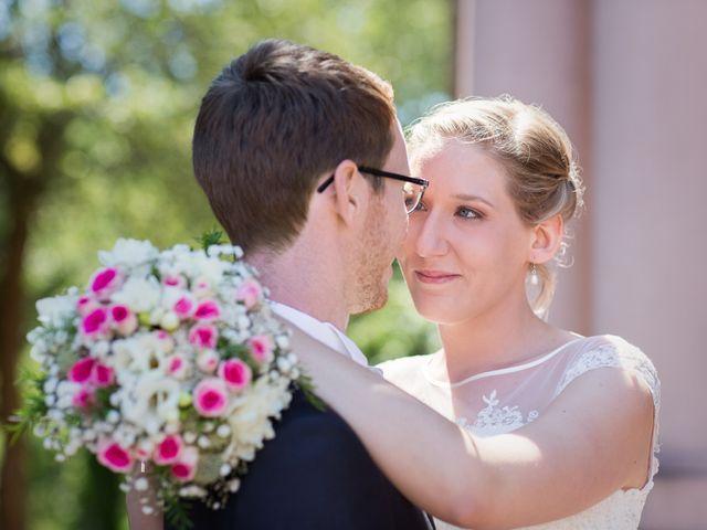 Le mariage de Nicolas et Charlotte à Leimbach, Haut Rhin 6