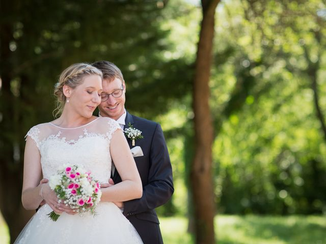 Le mariage de Nicolas et Charlotte à Leimbach, Haut Rhin 9