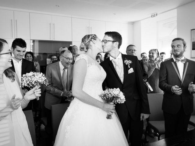 Le mariage de Nicolas et Charlotte à Leimbach, Haut Rhin 12