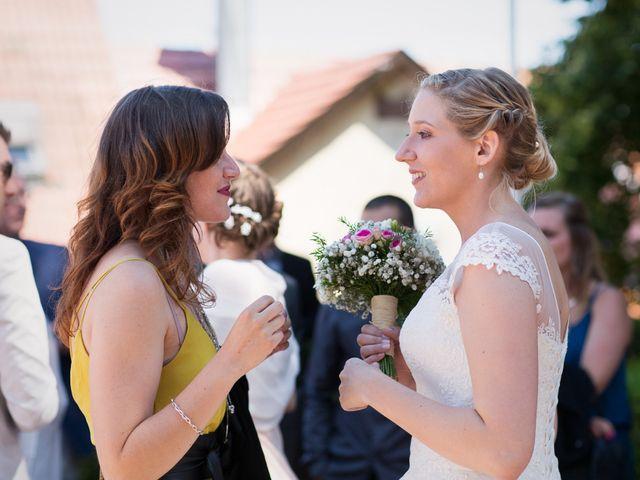 Le mariage de Nicolas et Charlotte à Leimbach, Haut Rhin 14