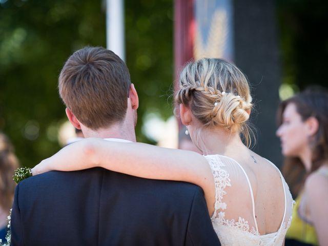 Le mariage de Nicolas et Charlotte à Leimbach, Haut Rhin 15