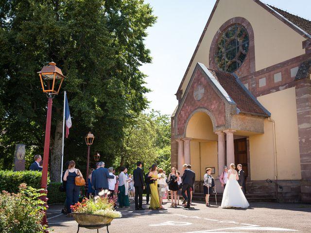 Le mariage de Nicolas et Charlotte à Leimbach, Haut Rhin 16