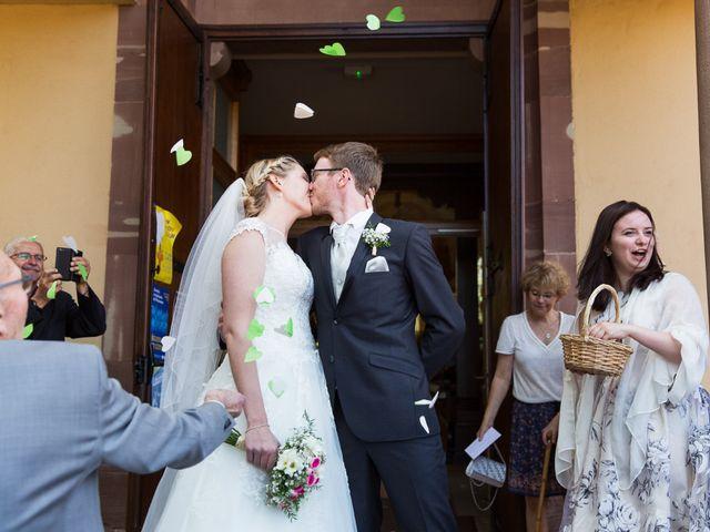 Le mariage de Nicolas et Charlotte à Leimbach, Haut Rhin 22