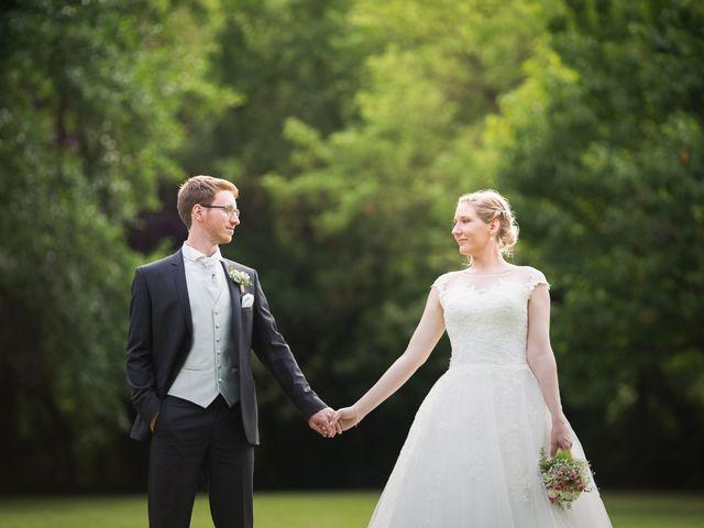 Le mariage de Nicolas et Charlotte à Leimbach, Haut Rhin 29