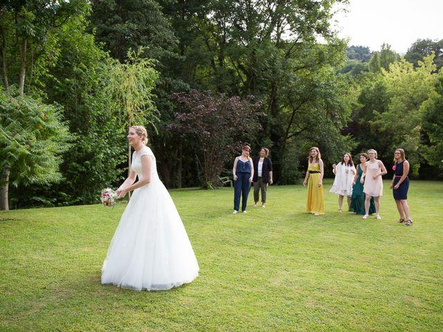 Le mariage de Nicolas et Charlotte à Leimbach, Haut Rhin 30