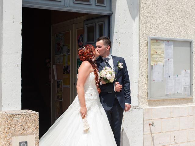 Le mariage de Jérémy et Aurélie à Brioux-sur-Boutonne, Deux-Sèvres 11