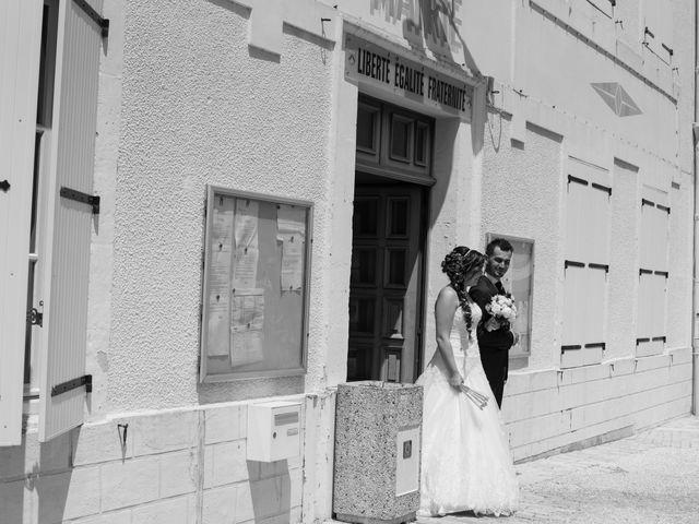 Le mariage de Jérémy et Aurélie à Brioux-sur-Boutonne, Deux-Sèvres 12