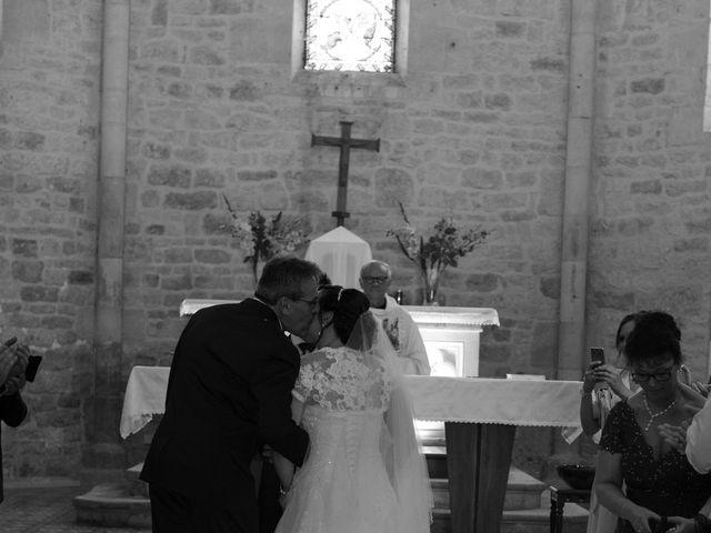 Le mariage de Jérémy et Aurélie à Brioux-sur-Boutonne, Deux-Sèvres 20
