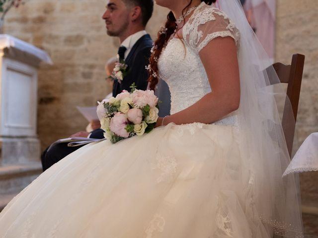 Le mariage de Jérémy et Aurélie à Brioux-sur-Boutonne, Deux-Sèvres 22