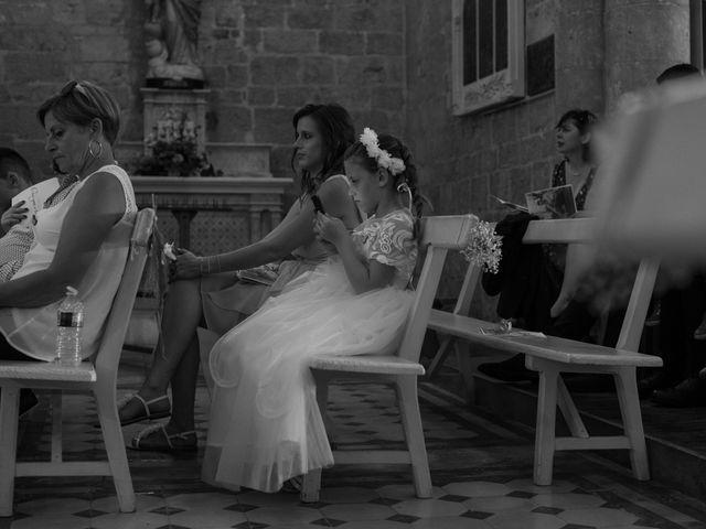 Le mariage de Jérémy et Aurélie à Brioux-sur-Boutonne, Deux-Sèvres 25