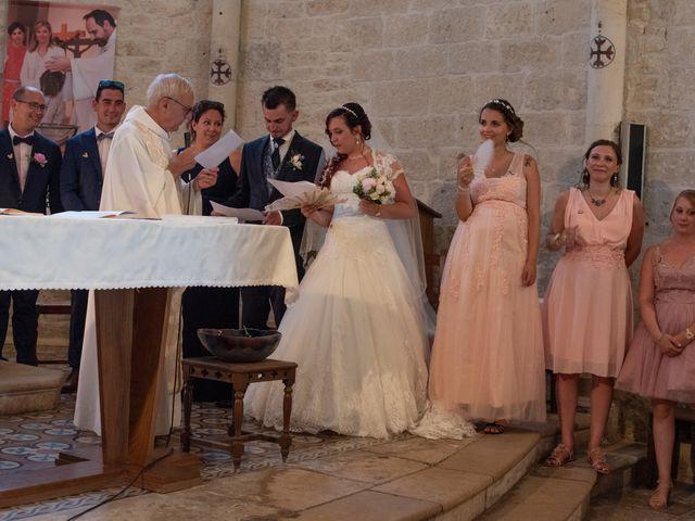 Le mariage de Jérémy et Aurélie à Brioux-sur-Boutonne, Deux-Sèvres 27