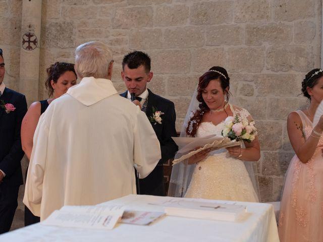 Le mariage de Jérémy et Aurélie à Brioux-sur-Boutonne, Deux-Sèvres 28