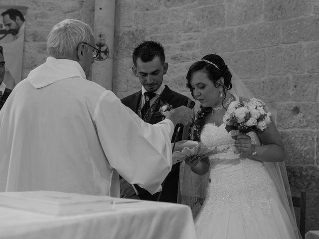 Le mariage de Jérémy et Aurélie à Brioux-sur-Boutonne, Deux-Sèvres 29