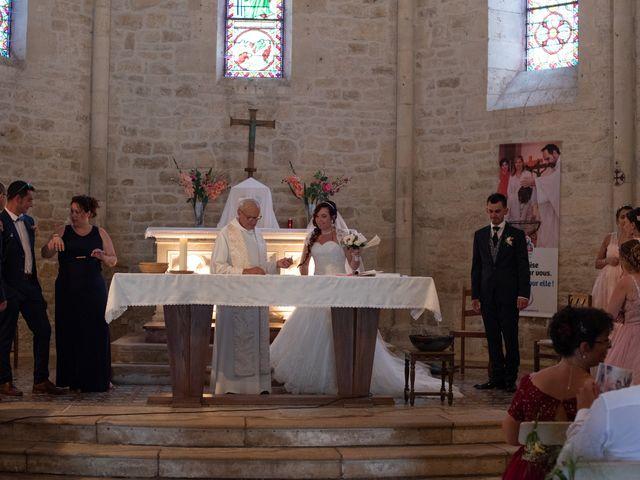 Le mariage de Jérémy et Aurélie à Brioux-sur-Boutonne, Deux-Sèvres 35
