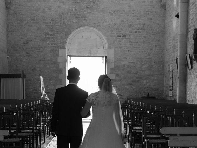 Le mariage de Jérémy et Aurélie à Brioux-sur-Boutonne, Deux-Sèvres 38