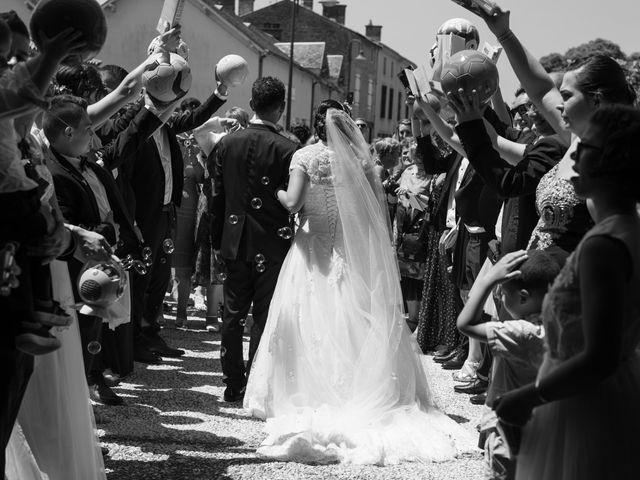 Le mariage de Jérémy et Aurélie à Brioux-sur-Boutonne, Deux-Sèvres 43