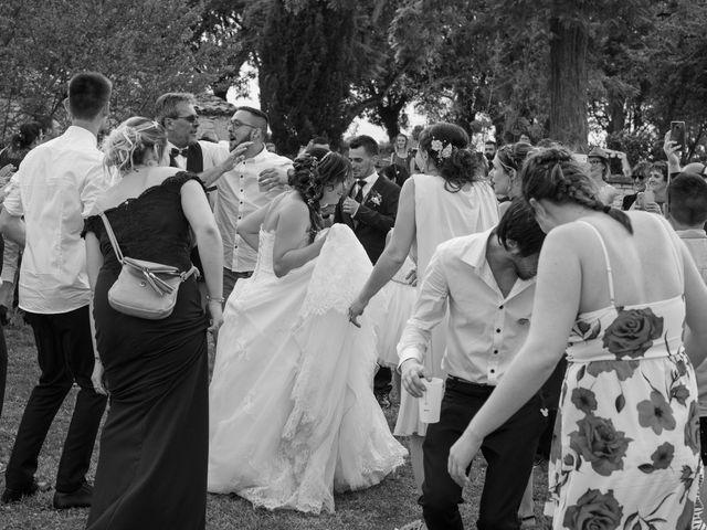 Le mariage de Jérémy et Aurélie à Brioux-sur-Boutonne, Deux-Sèvres 105