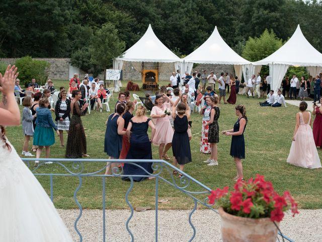 Le mariage de Jérémy et Aurélie à Brioux-sur-Boutonne, Deux-Sèvres 129