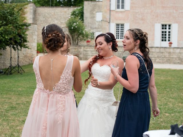 Le mariage de Jérémy et Aurélie à Brioux-sur-Boutonne, Deux-Sèvres 134