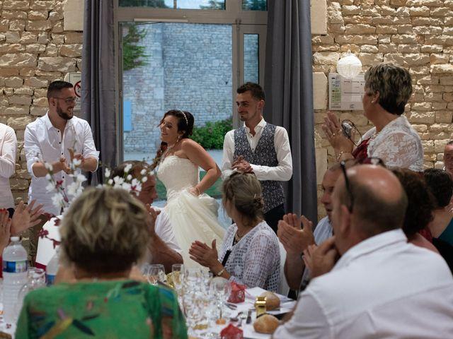 Le mariage de Jérémy et Aurélie à Brioux-sur-Boutonne, Deux-Sèvres 139