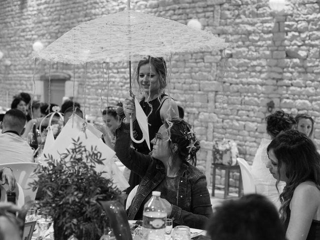 Le mariage de Jérémy et Aurélie à Brioux-sur-Boutonne, Deux-Sèvres 143