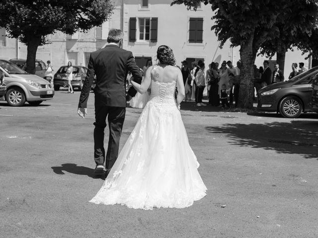 Le mariage de Jérémy et Aurélie à Brioux-sur-Boutonne, Deux-Sèvres 200