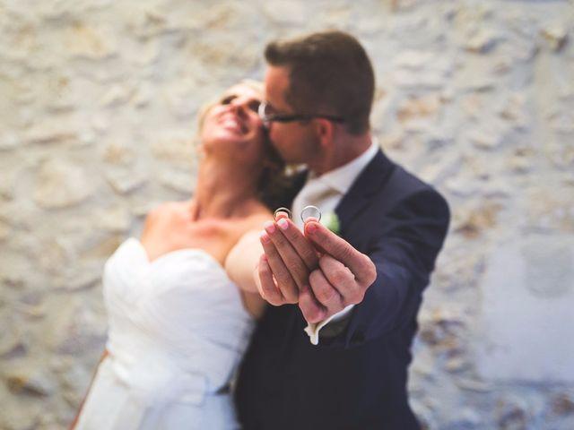 Le mariage de Silvia et Fréderic