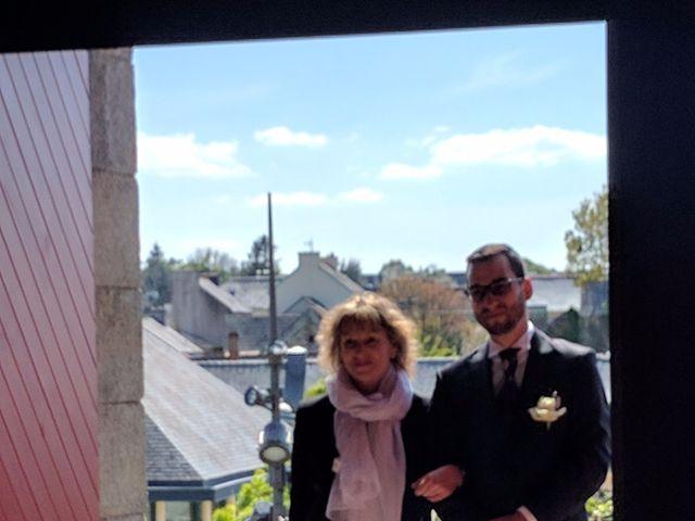 Le mariage de Camille-Alexandra et Jean-Christophe à Bourg-Blanc, Finistère 7