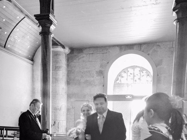 Le mariage de Camille-Alexandra et Jean-Christophe à Bourg-Blanc, Finistère 8