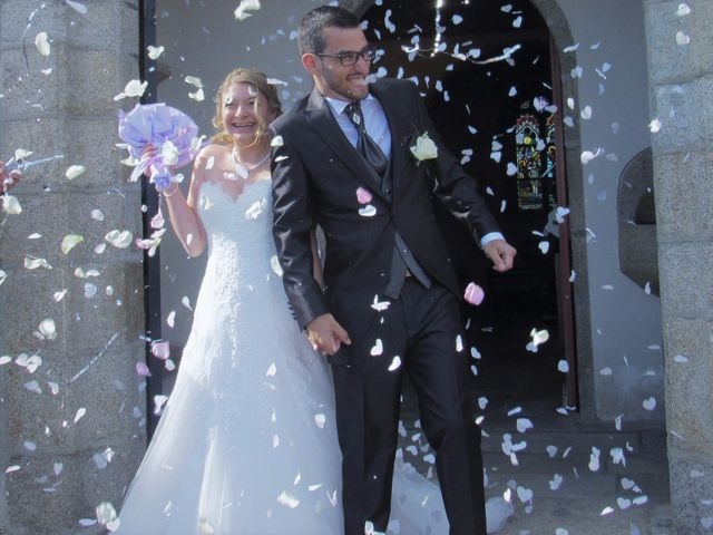 Le mariage de Camille-Alexandra et Jean-Christophe à Bourg-Blanc, Finistère 10