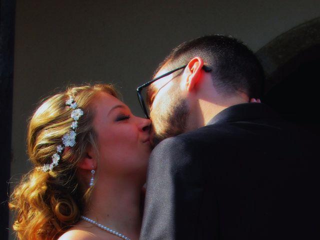 Le mariage de Camille-Alexandra et Jean-Christophe à Bourg-Blanc, Finistère 11