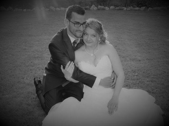 Le mariage de Camille-Alexandra et Jean-Christophe à Bourg-Blanc, Finistère 15