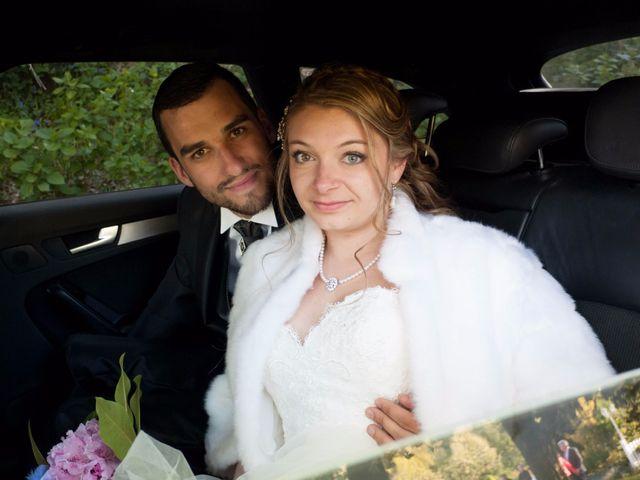 Le mariage de Camille-Alexandra et Jean-Christophe à Bourg-Blanc, Finistère 18